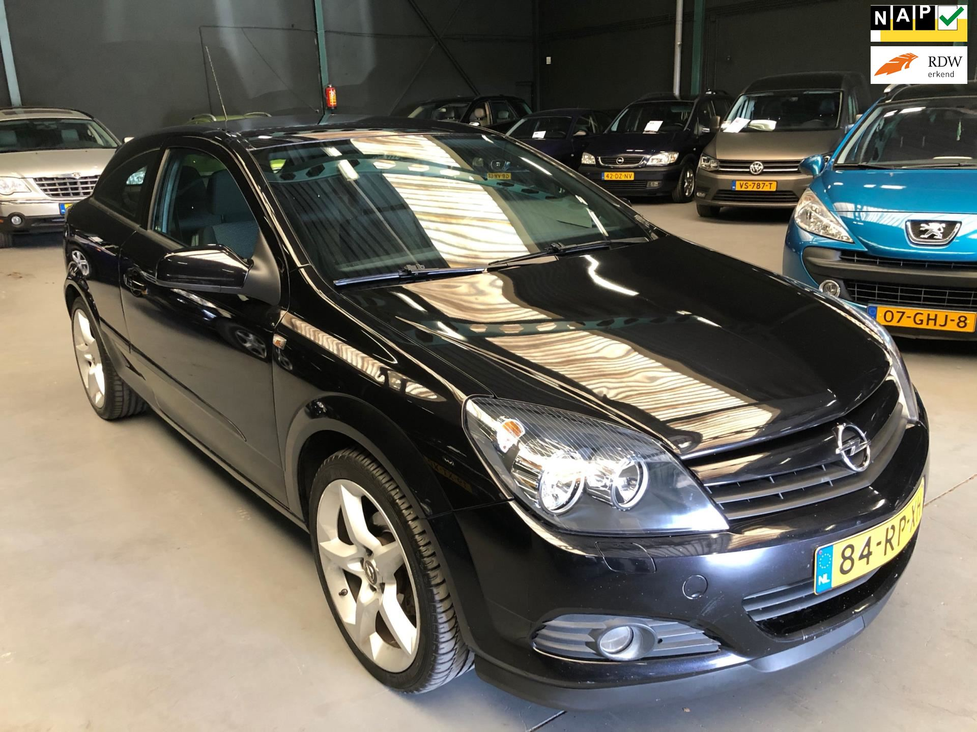 Opel Astra GTC occasion - Rico Cars