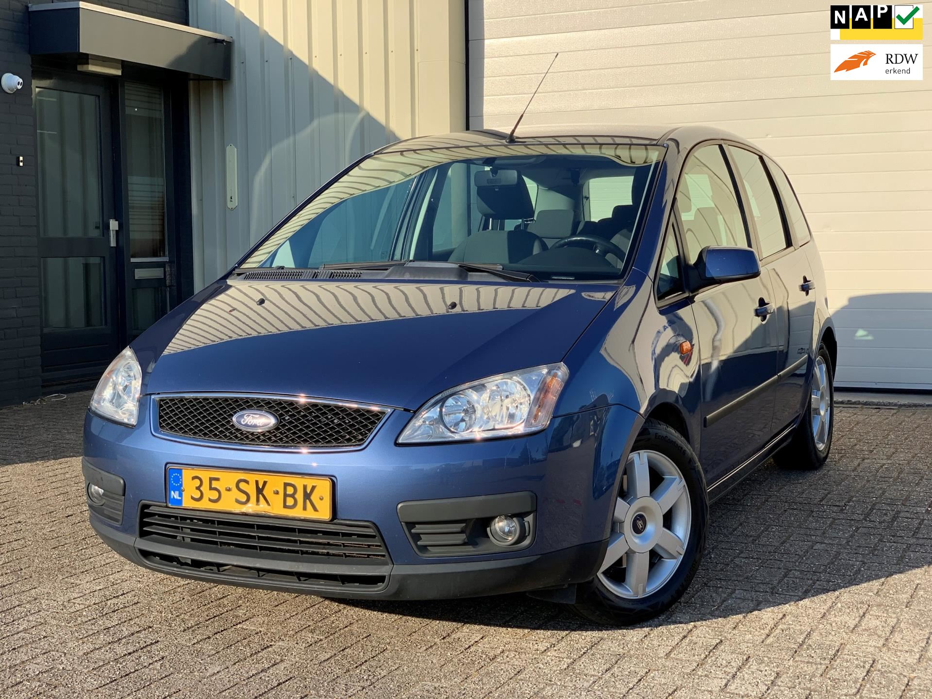 Ford Focus C-Max occasion - Ultimate Auto's