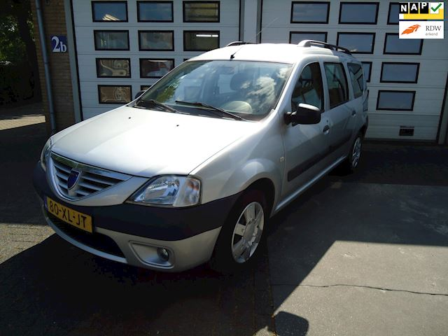 Dacia Logan MCV 1.6 Laurate