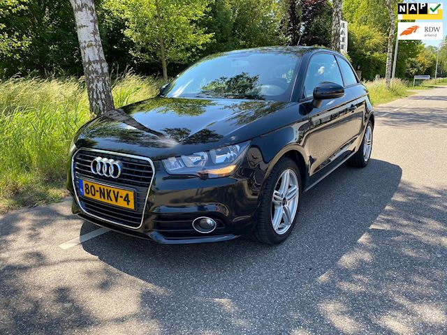 Audi A1 1.2 TFSI Attraction Pro Line Business Navigatie / Nederlandse auto