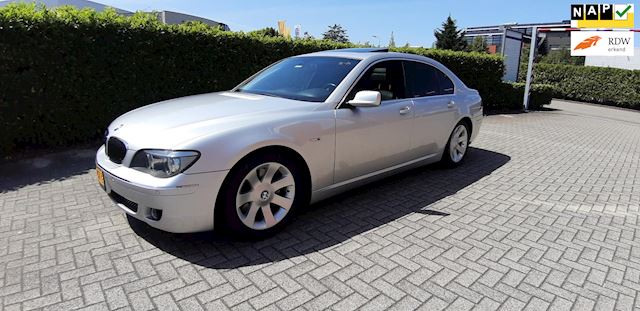 BMW 7-serie 740i High Executive 306pk V8 Facelift 169000km Navi Schuifdak Stoelkoeling/-verwarming
