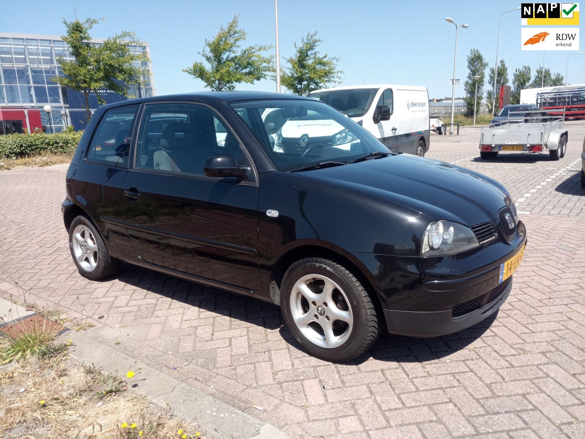 Seat Arosa occasion - R.v.G. Auto