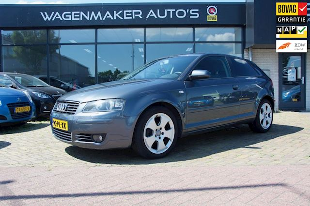 Audi A3 occasion - Wagenmaker Auto's
