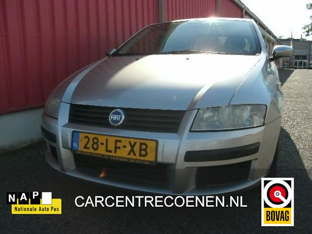 Fiat Stilo occasion - Car Centre Coenen