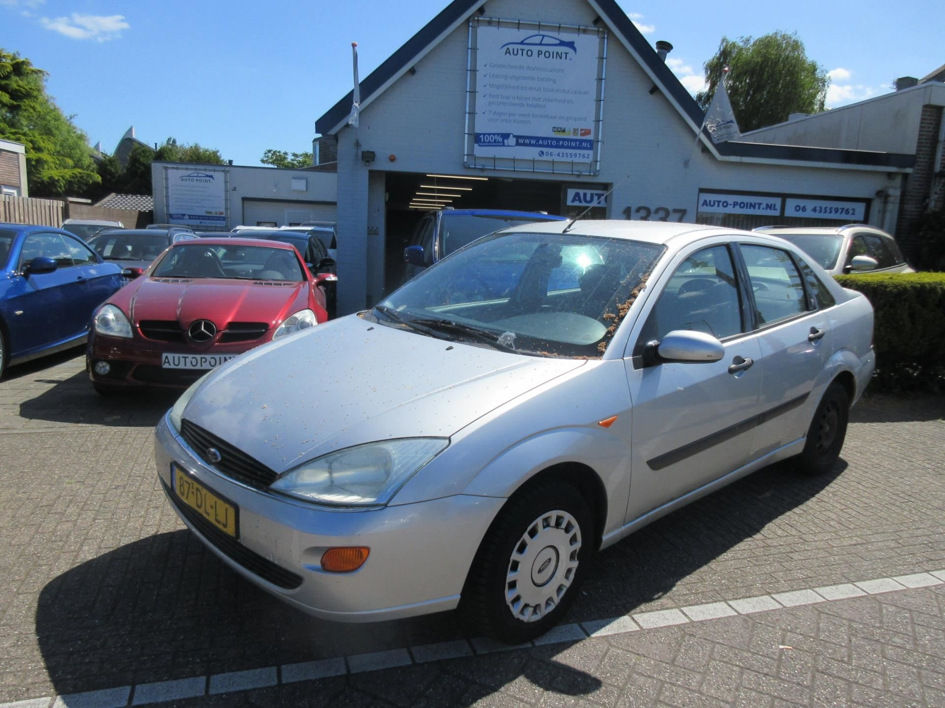 Ford Focus occasion - Auto Point