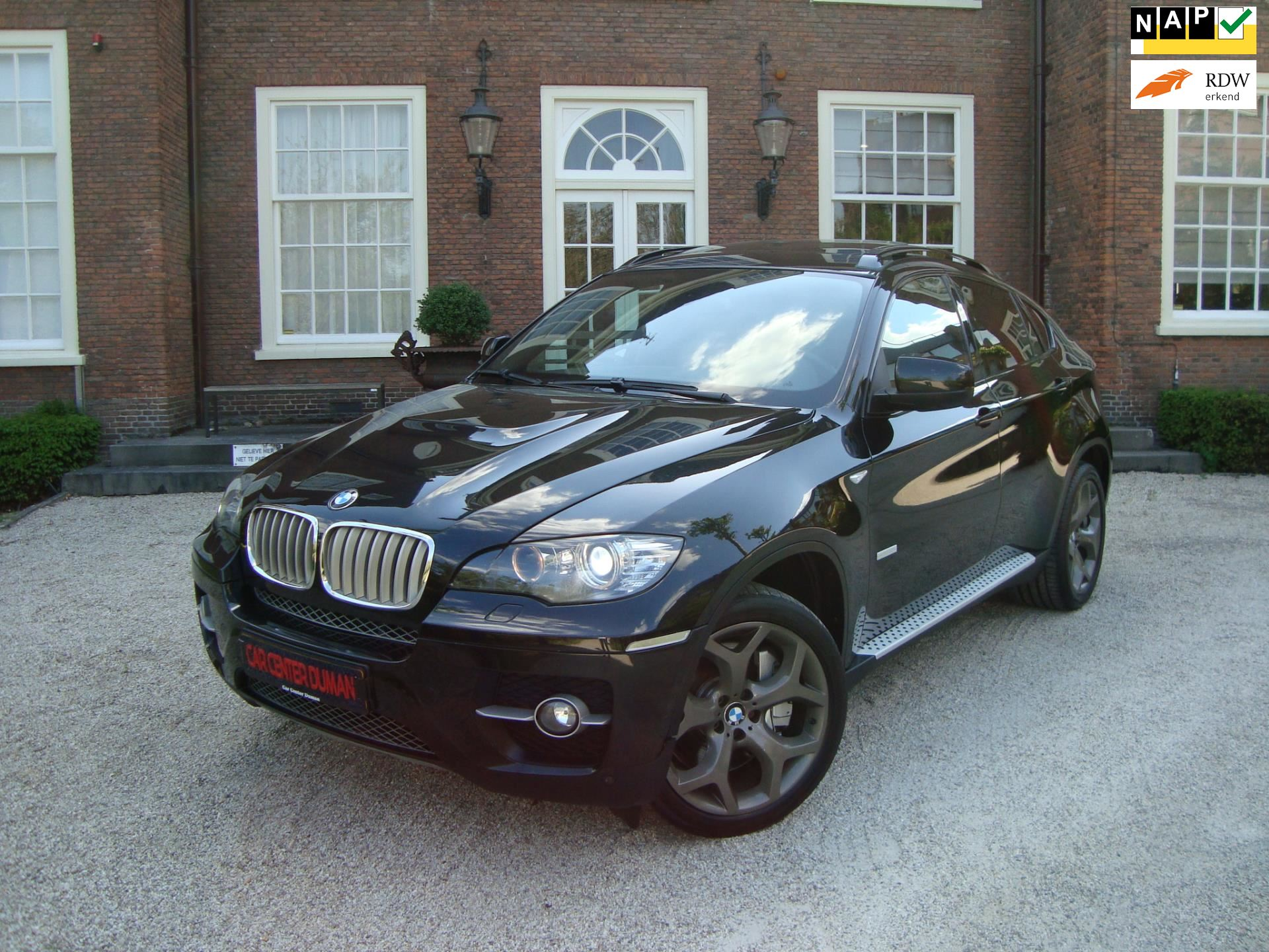 BMW X6 occasion - Car Center S. Duman