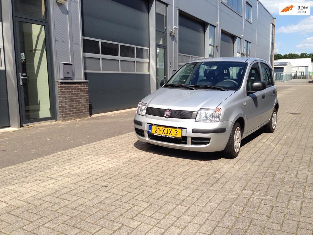 Fiat Panda occasion - Autobedrijf Pars