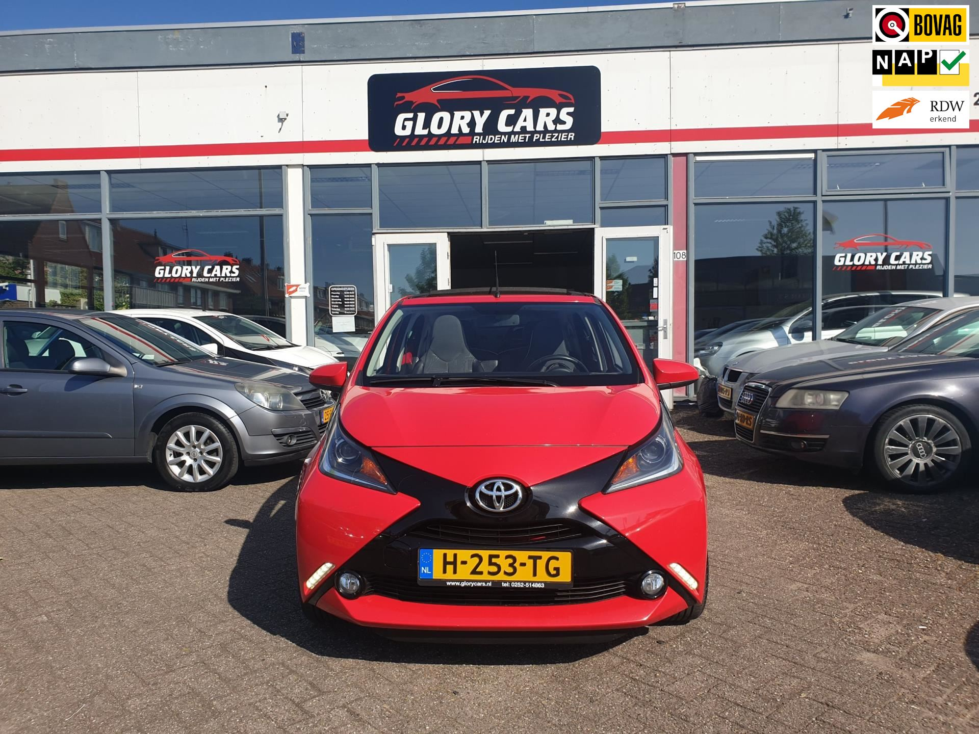 Toyota Aygo occasion - Glory Cars