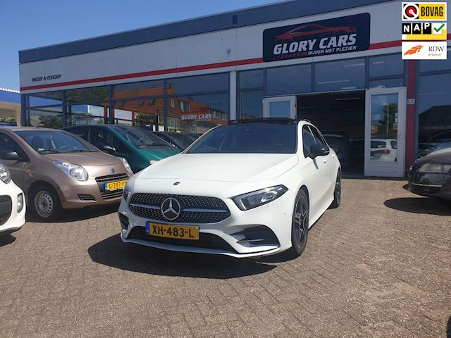 Mercedes-Benz A-klasse 200 Business Solution AMG Night Upgrade