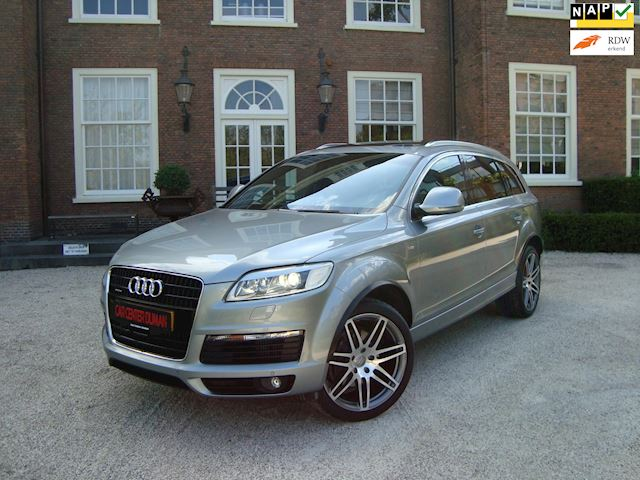 Audi Q7 occasion - Car Center S. Duman