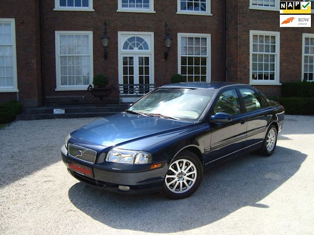 Volvo S80 2.8 T6 Geartronic Comfort Youngtimer Airco Trekhaak NAP