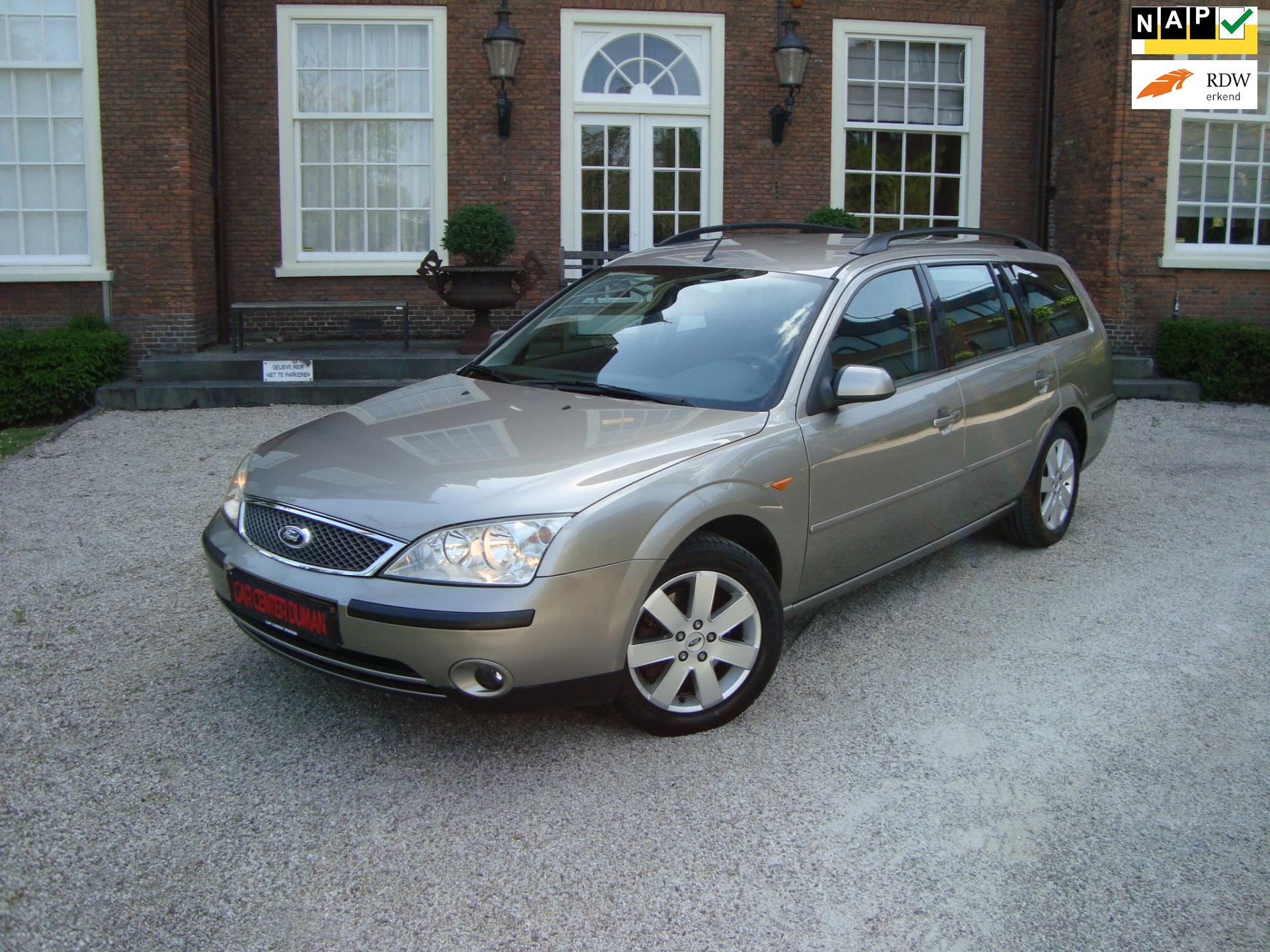 Ford Mondeo Wagon occasion - Car Center S. Duman