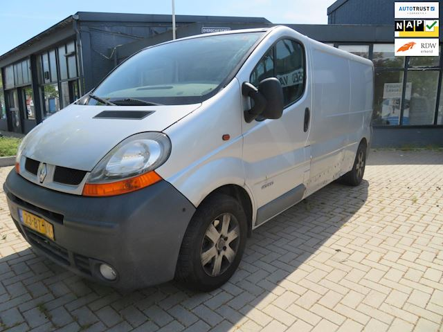 Renault Trafic 1.9 dCi L2 H1 marge