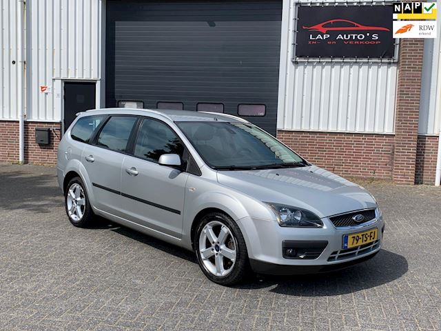 Ford Focus Wagon 2.0-16V Rally Edition /AIRCO/CRUISE/AUX/