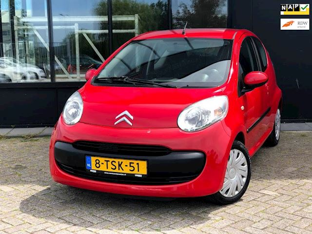 Citroen C1 1.0-12V Séduction *Airco*Elek. Pakket*