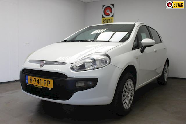 Fiat Punto Evo 1.4 Natural Power Active GARANTIE/ AIRCO/ APK
