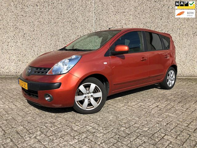 Nissan Note 1.6 First Note uitvoering