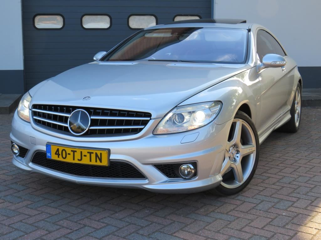 Mercedes-Benz CL-klasse occasion - Fijter Exclusive Trading