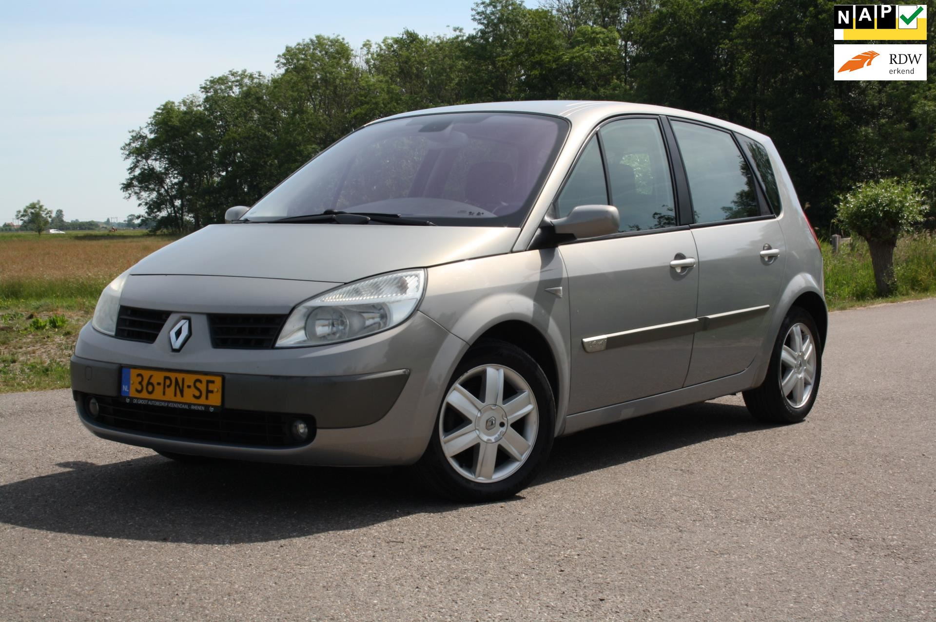 Renault Scénic occasion - Favoriet Occasions