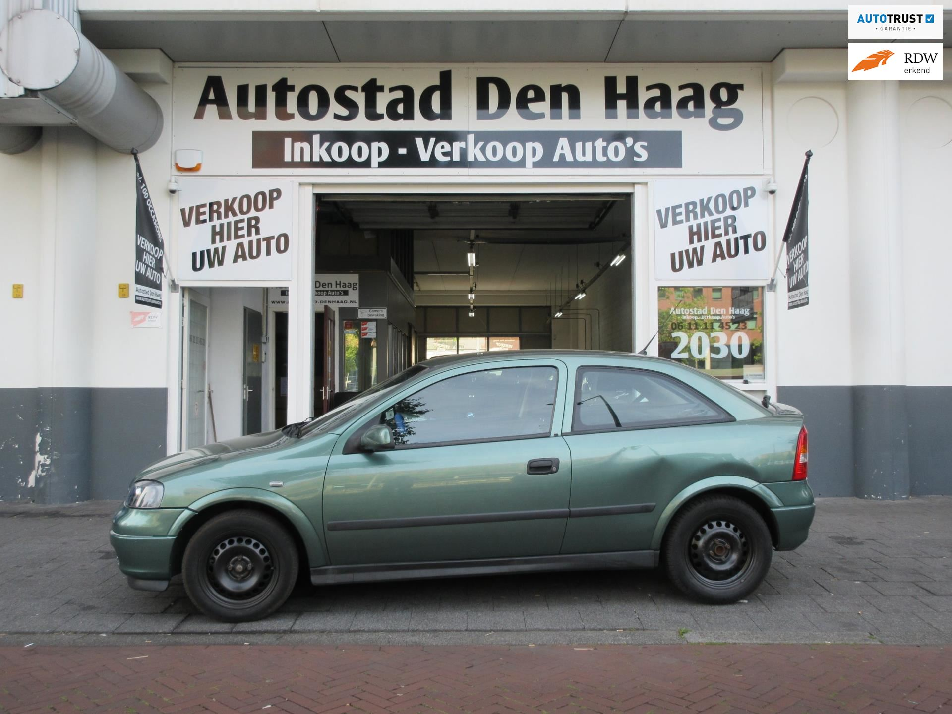 Opel Astra occasion - Autostad Den Haag