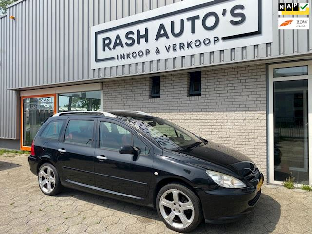 Peugeot 307 SW 2.0 16V Pack 2004 | AUTOMAAT | CLIMA| CRUISE