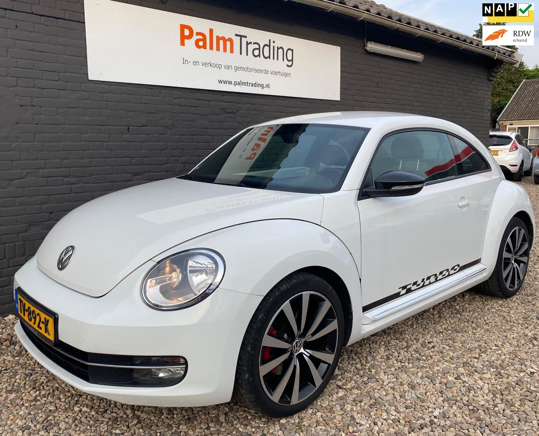 Volkswagen Beetle occasion - Palm Trading