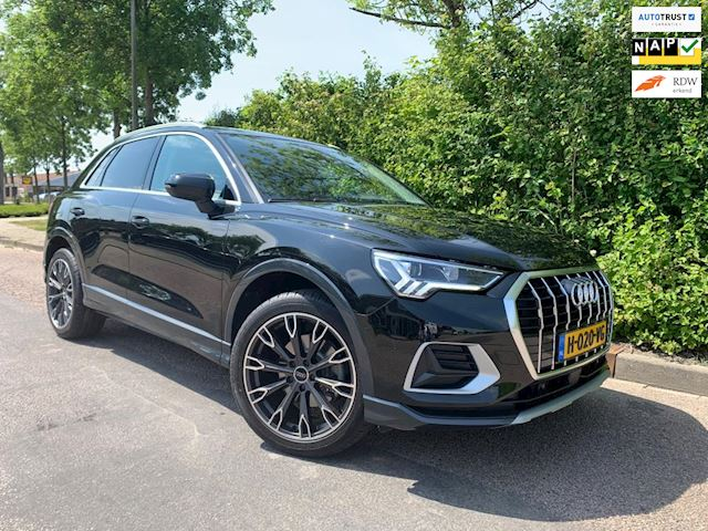 Audi Q3 35 TFSI Advanced Pro Line Plus 1 ste eigenaar, 19 inch.