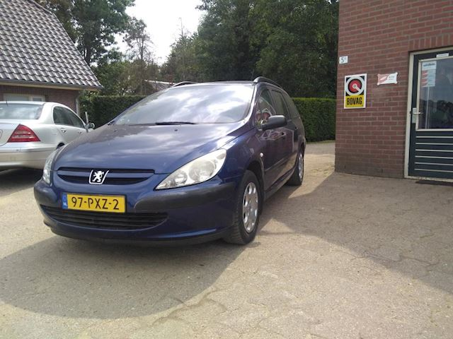 Peugeot 307 Break 1.6 HDi XR