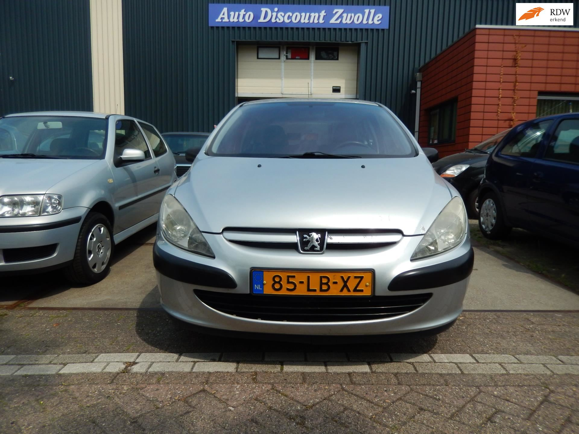 Peugeot 307 occasion - Auto Discount Zwolle