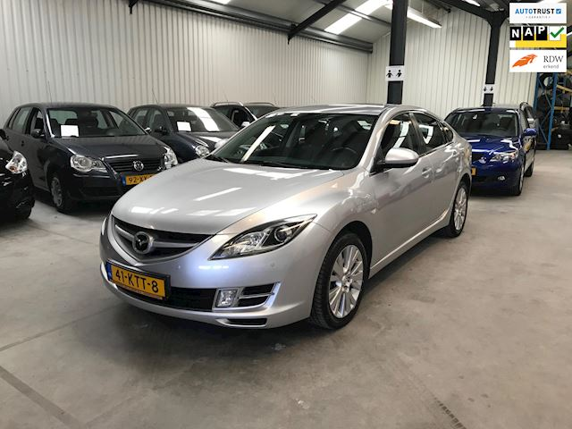 Mazda 6 2.0 S-VT Business Plus NAVI/CLIMA/NAP/APK