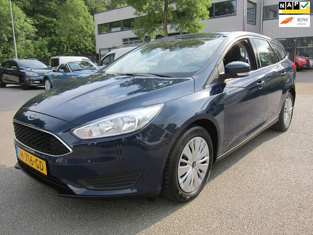 Ford Focus Wagon 1.0 Trend Edition AIRCO DEALERONDERHOUDEN NIEUW MODEL!!