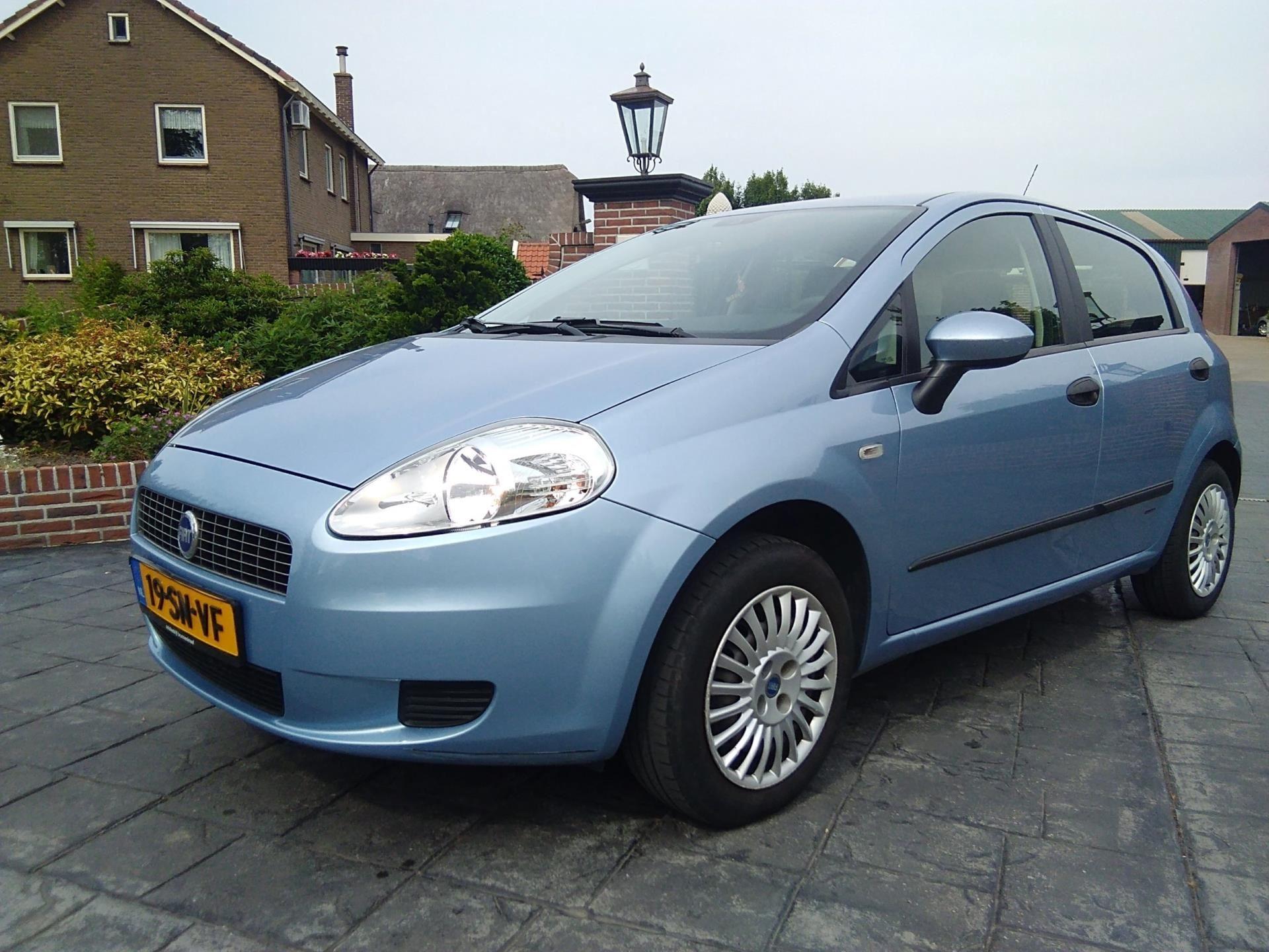 Fiat Grande Punto occasion - Autobedrijf Oudewater