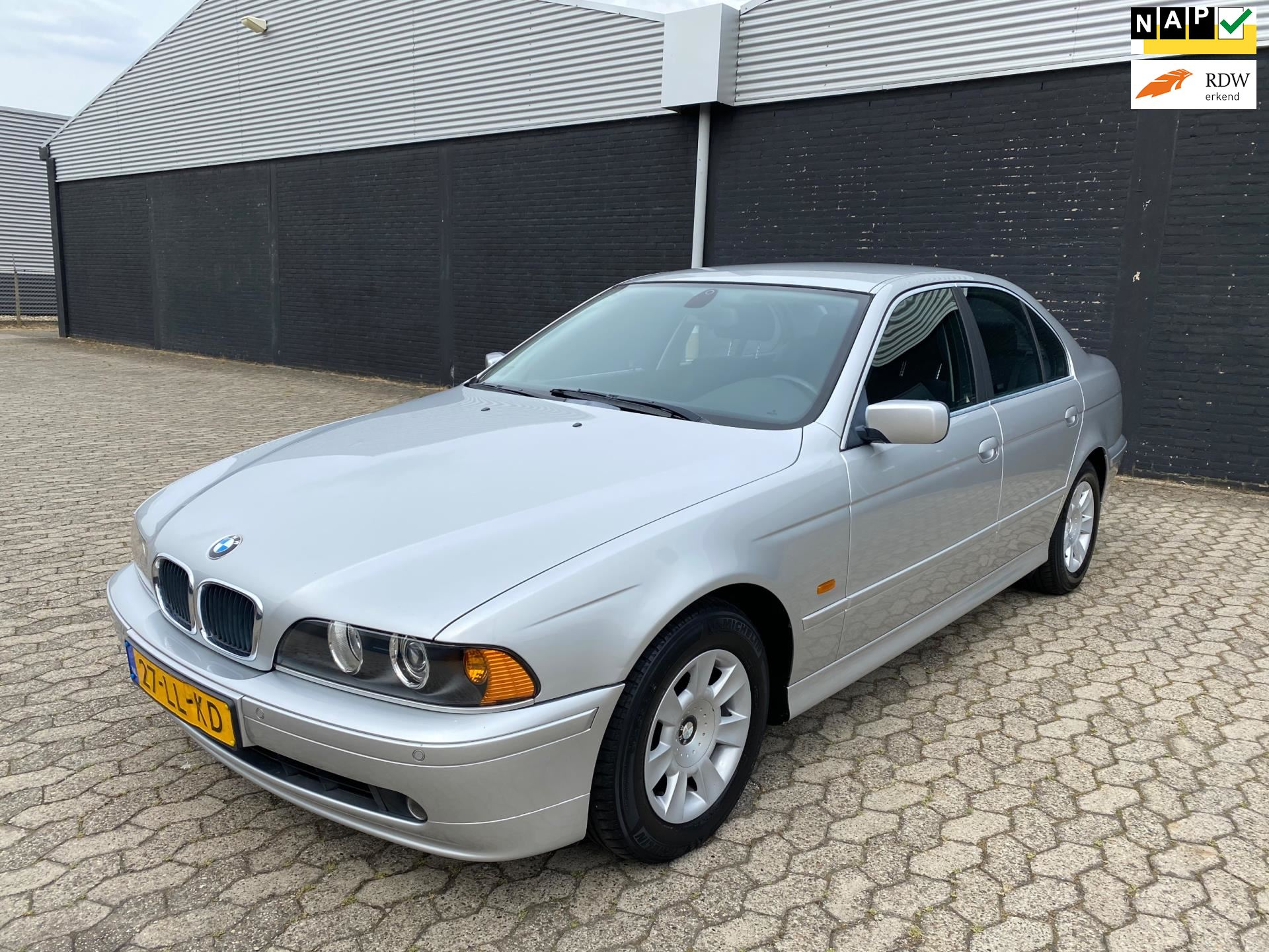 BMW 5-serie occasion - City Cars Breda
