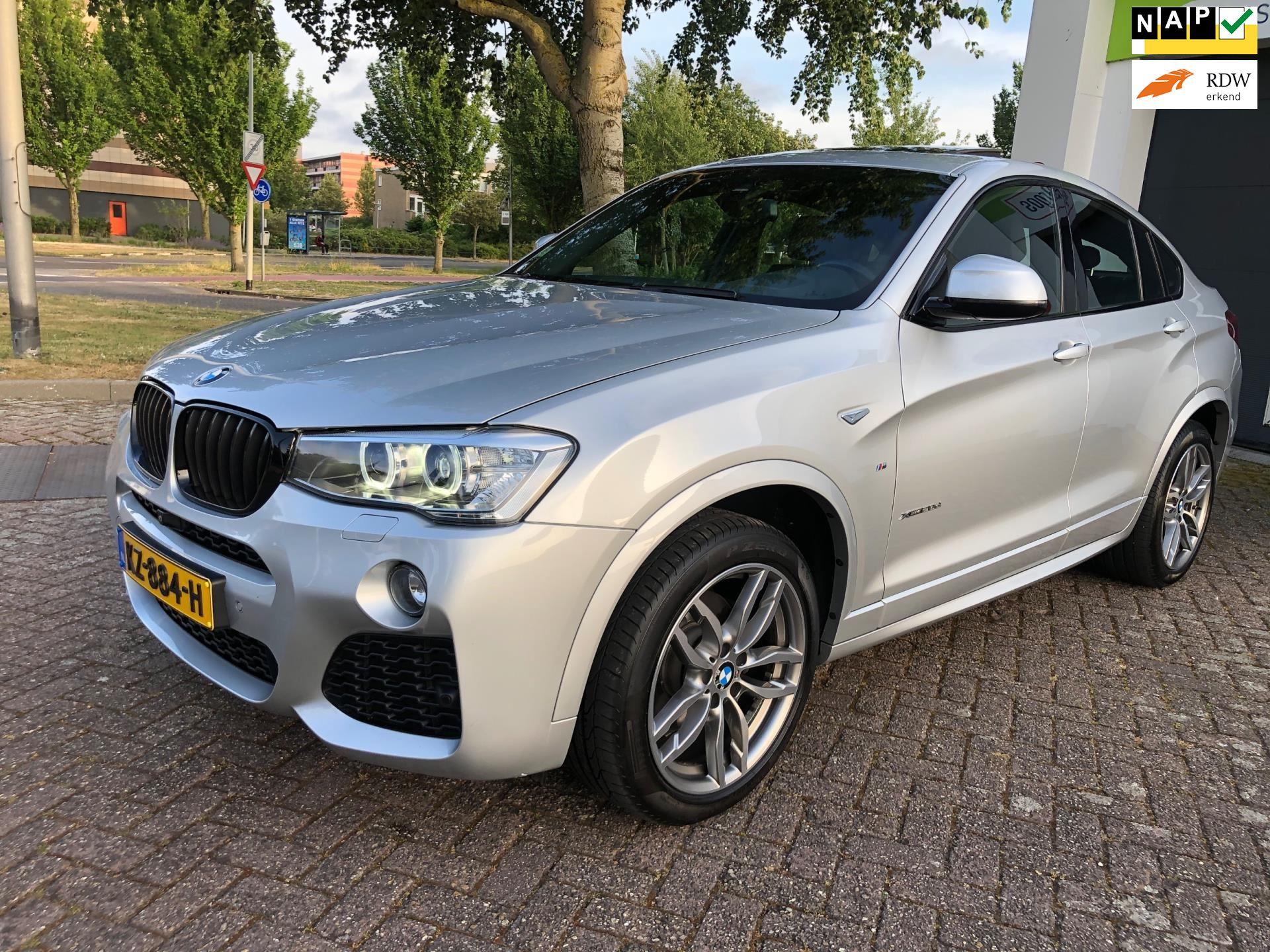 BMW X4 occasion - Westland Occasion