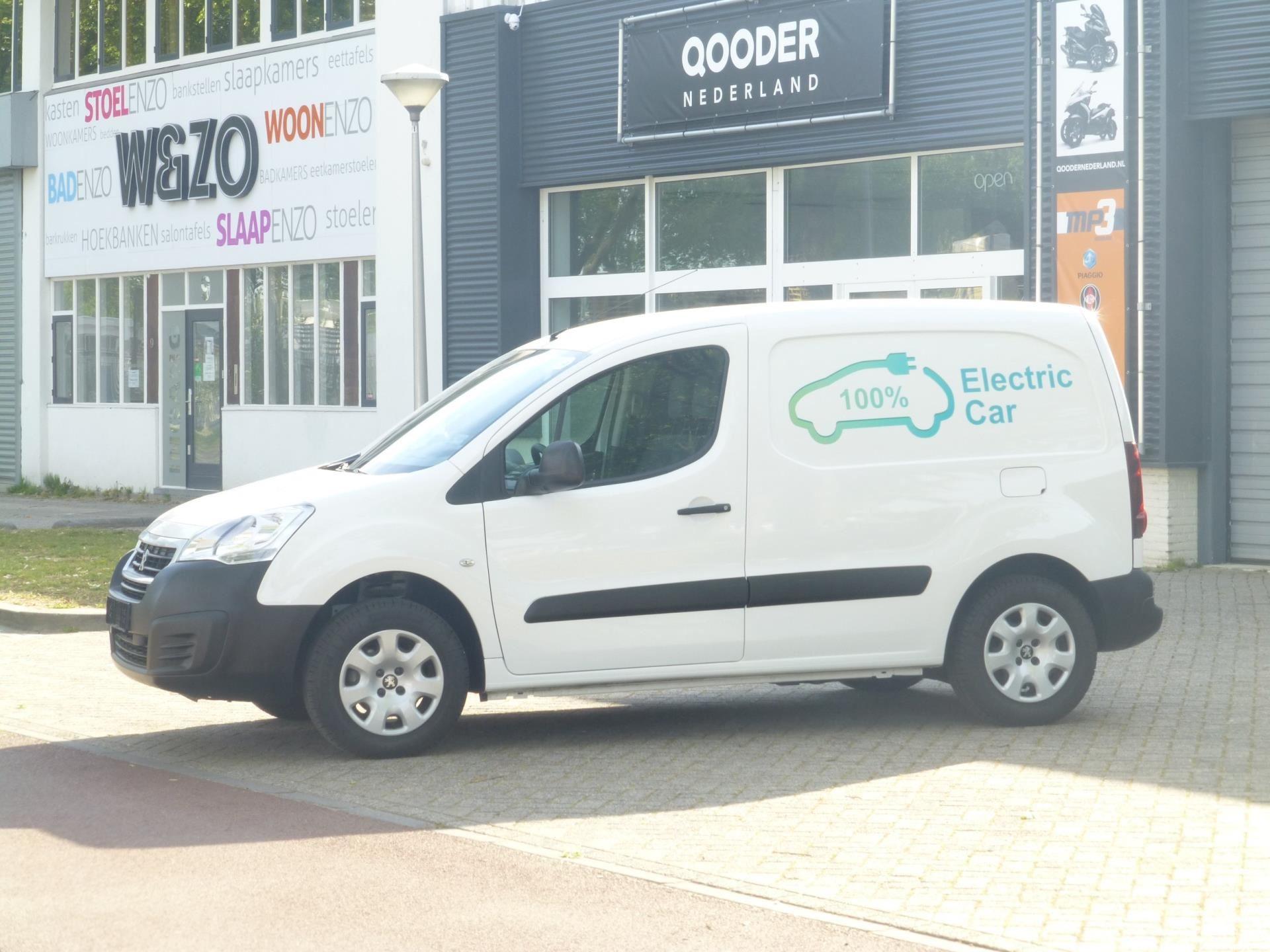 Peugeot Partner occasion - Autohandel Prins