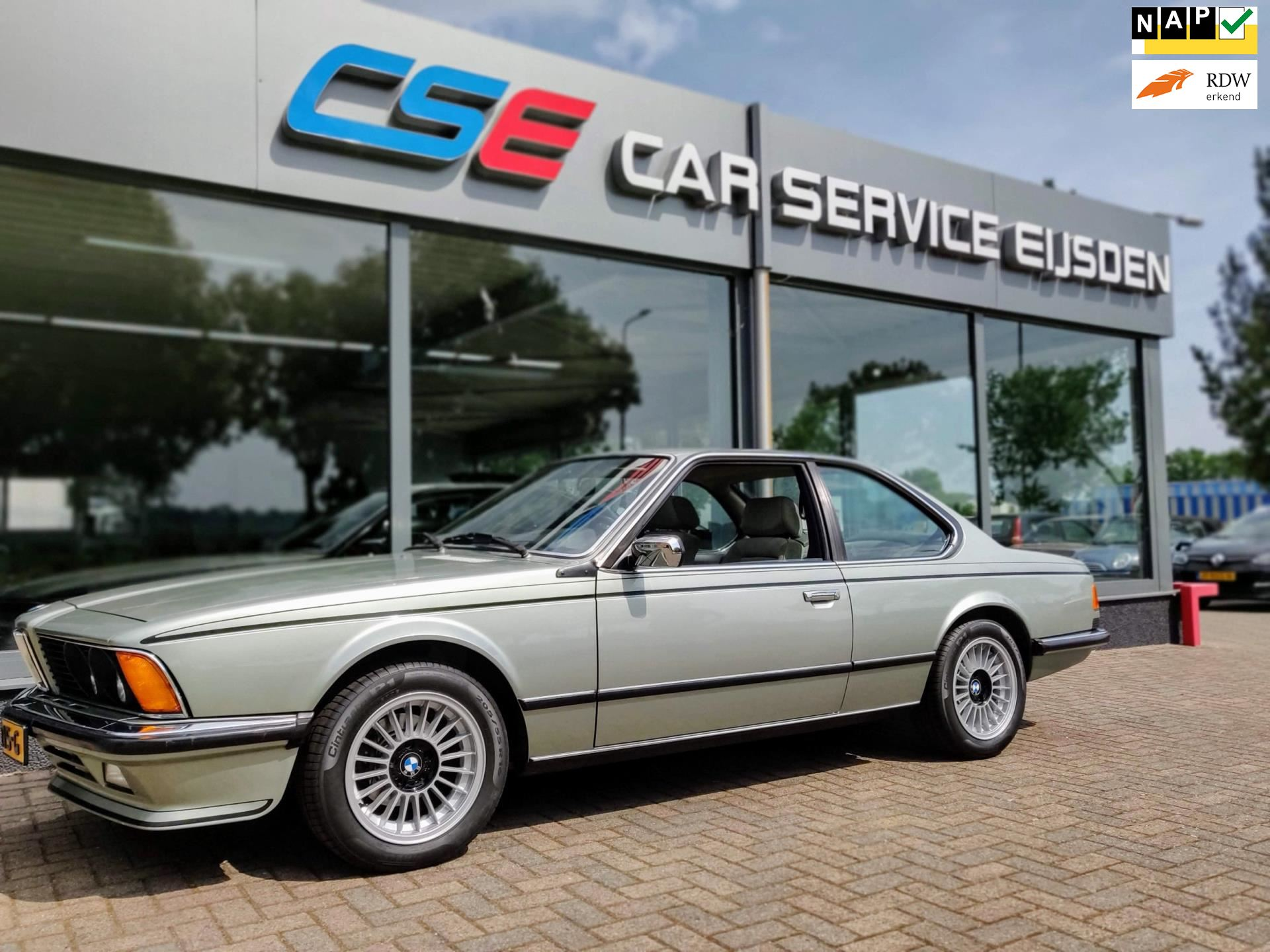 BMW 635 CSI occasion - Car Service Eijsden