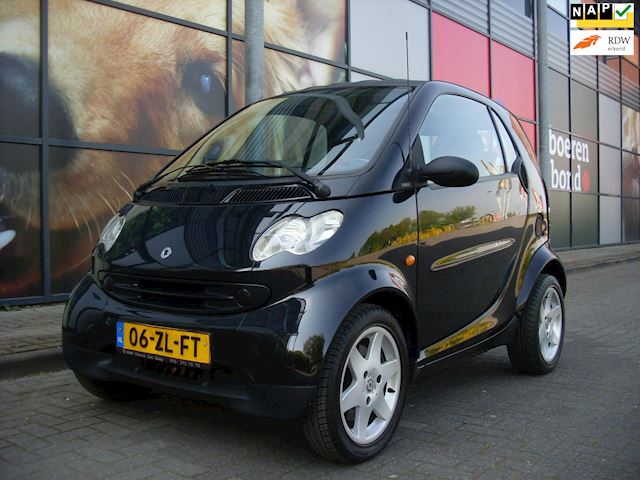Smart Fortwo coupé occasion - Verhoeven Cars