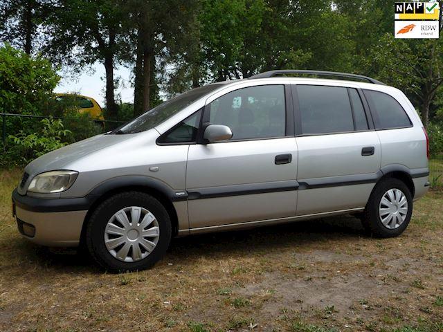 Opel Zafira occasion - Verhoeven Cars