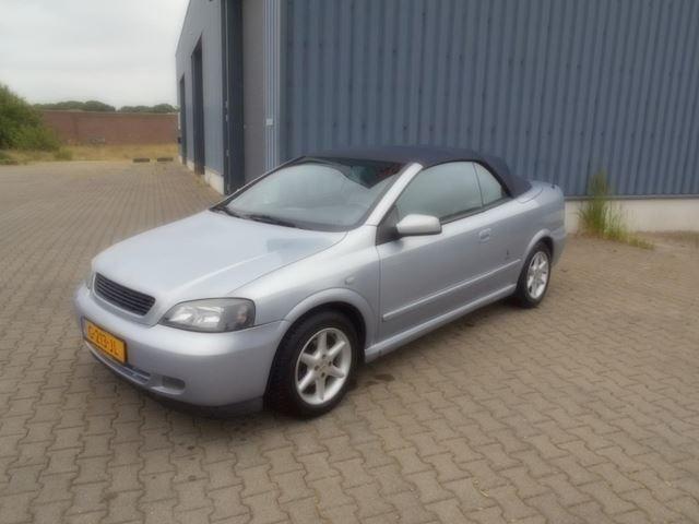 Opel Astra Cabriolet 1.6-16V