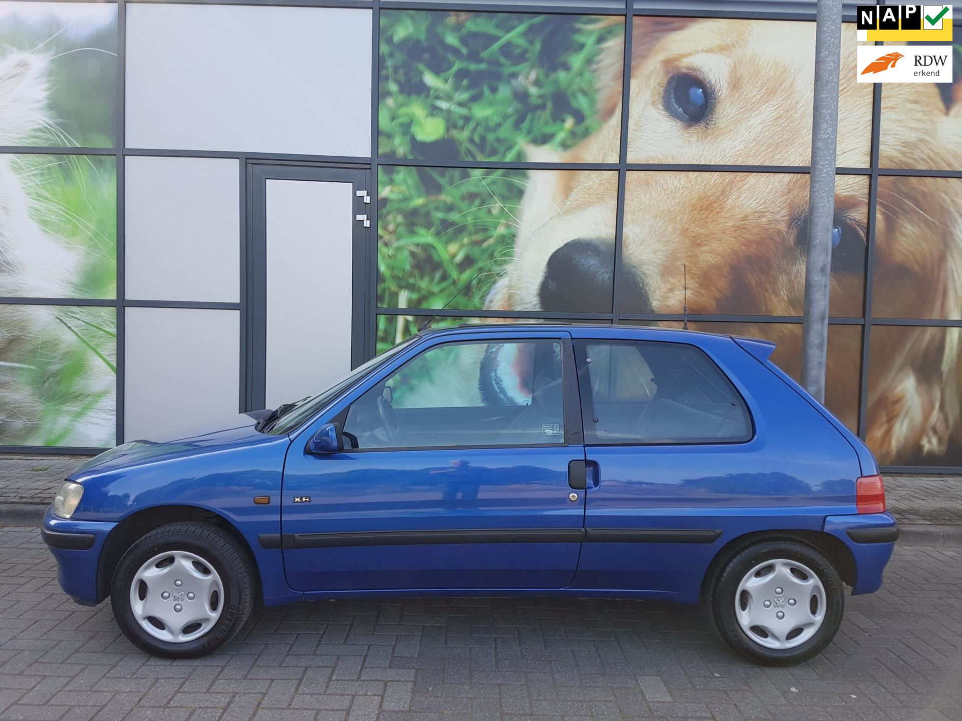Peugeot 106 occasion - Verhoeven Cars