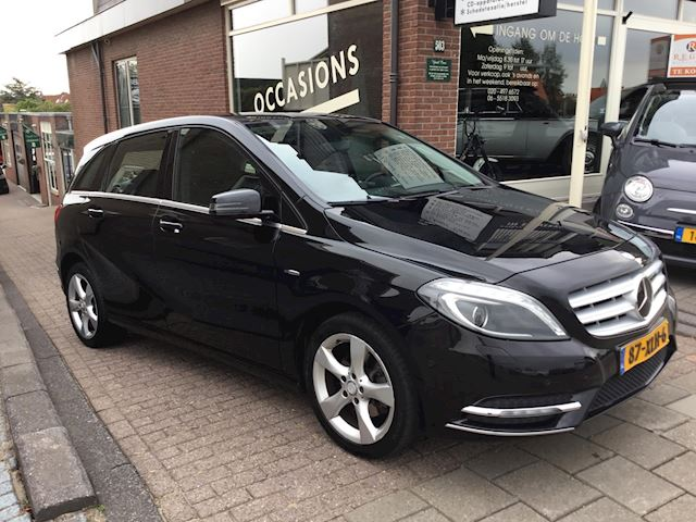 Mercedes-Benz B-klasse 200 Ambition