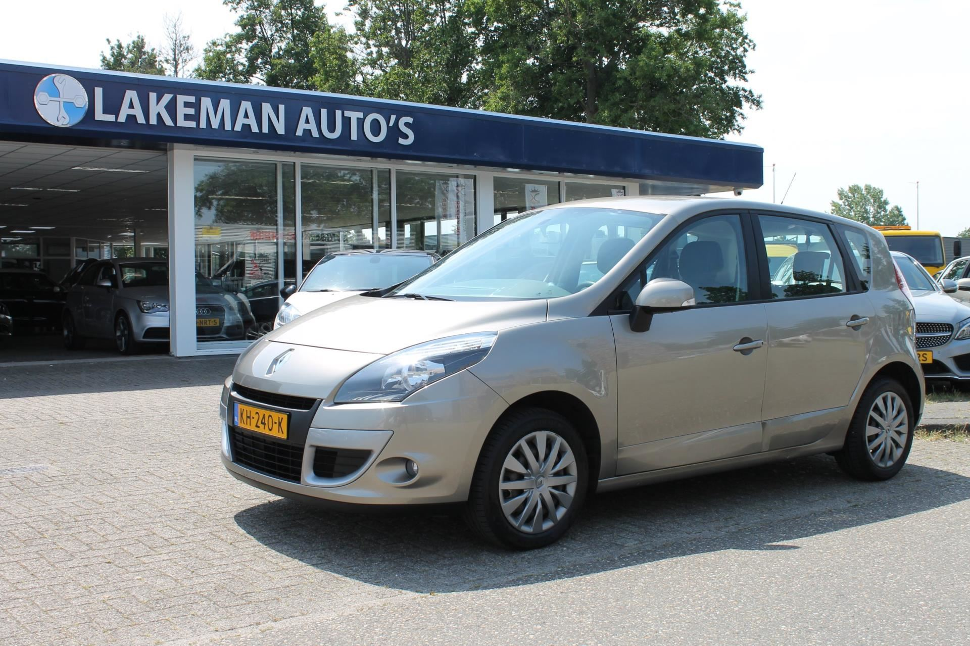 Renault Scénic occasion - Lakeman auto's Almere B.V.
