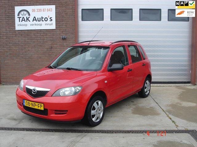 Mazda 2 1.2 Exclusive /met boekjes+NAP