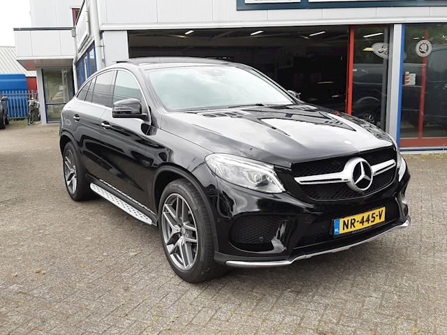 Mercedes-Benz GLE-klasse Coupé 350 d 4MATIC AMG bj 2016 btw auto