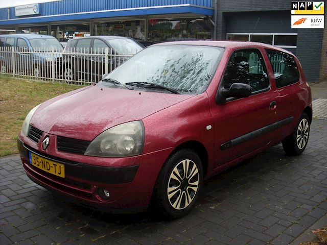 Renault Clio occasion - Verhoeven Cars