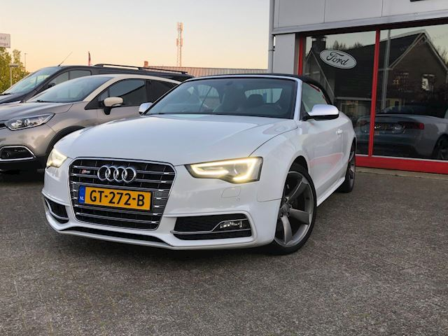 Audi A5 Cabriolet occasion - Rob v/d Heuvel Auto's