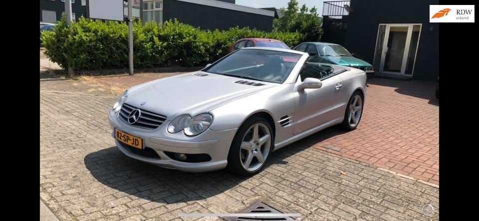 Mercedes-Benz SL-klasse occasion - Auto Techno Schamp BV