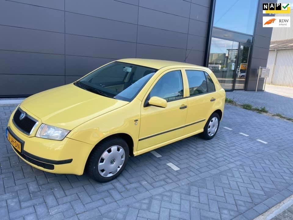 Skoda Fabia occasion - Auto Techno Schamp BV