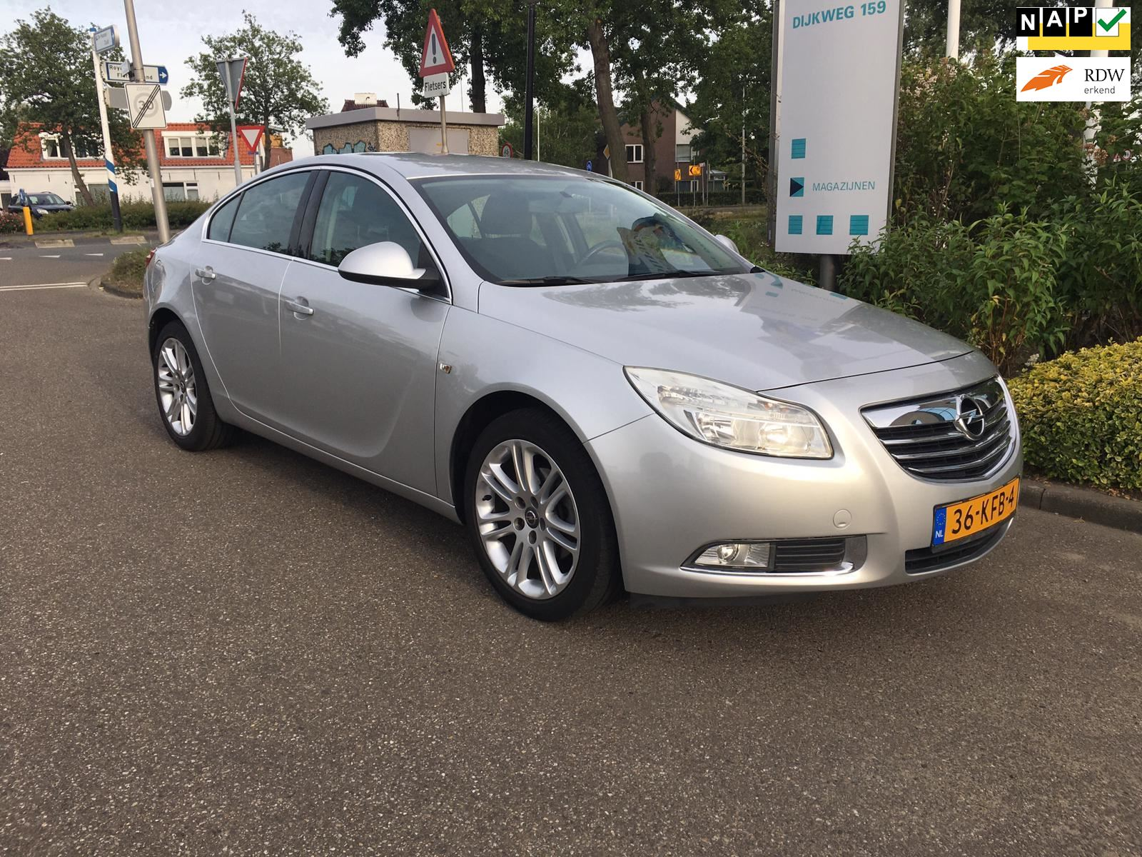 Opel Insignia occasion - Honsel Occasions B.V.