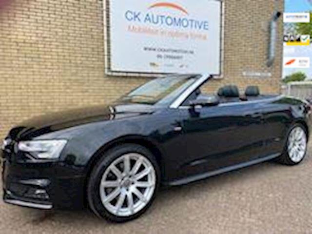 Audi A5 Cabriolet occasion - CK AUTOMOTIVE